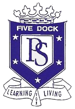 Five Dock Public School logo